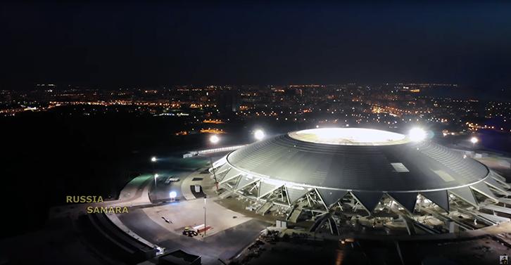 Стадион Самара-Арена